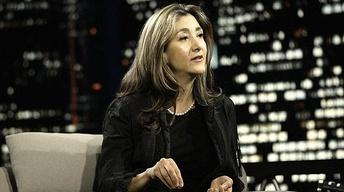 Former Colombian presidential candidate Ingrid Betancourt...