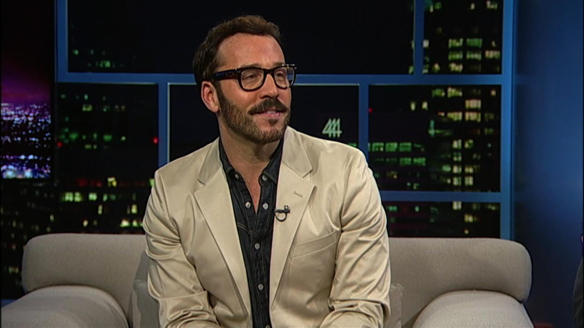 Actor Jeremy Piven image