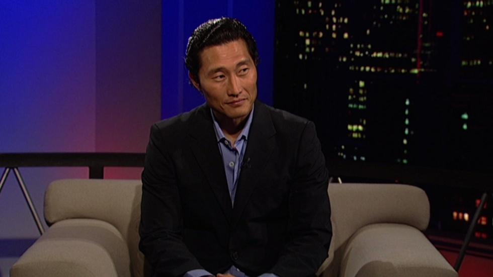 Actor Daniel Dae Kim image