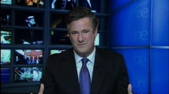 Morning Joe host Joe Scarborough