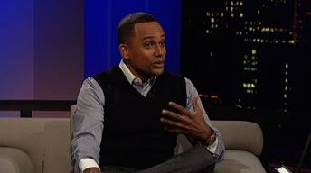 Actor-author Hill Harper image