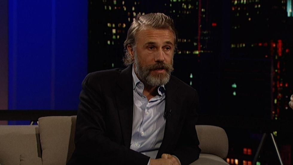 Actor Christoph Waltz image