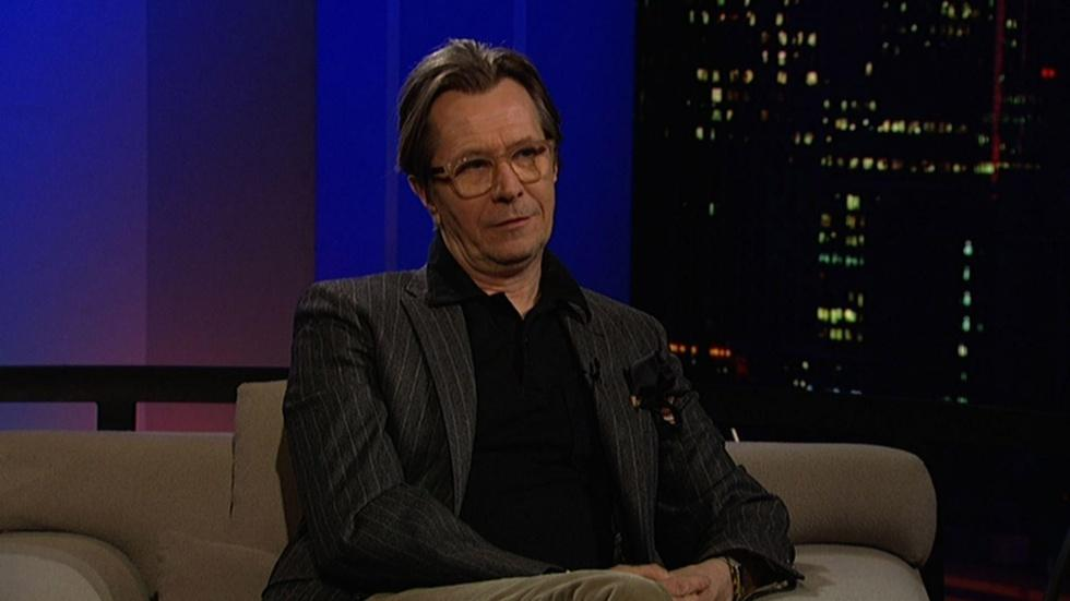 Actor Gary Oldman image