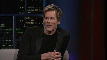 Actor-director Kevin Bacon