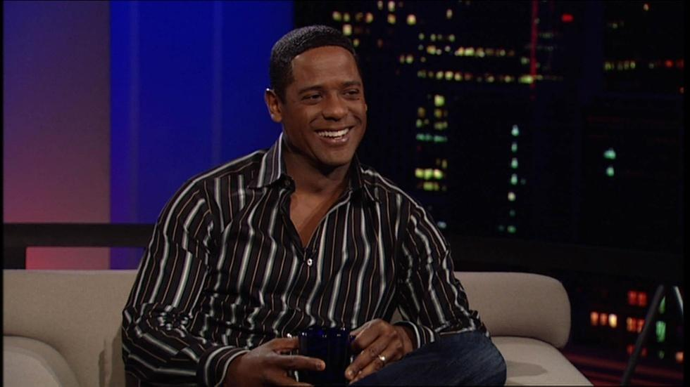 Actor Blair Underwood image