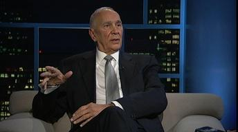 Actor Frank Langella