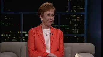 Actress-comedienne Carol Burnett image
