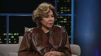 Actress Diahann Carroll