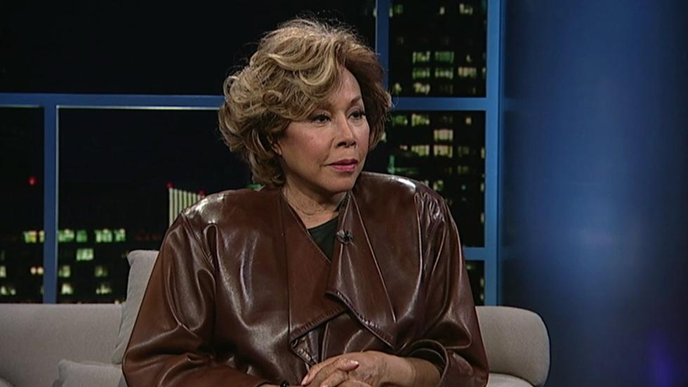 Actress Diahann Carroll image
