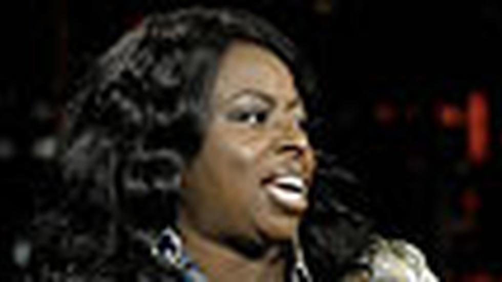 Angie Stone: Tuesday, 12/01/09 image