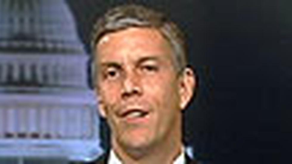 Arne Duncan: Thursday, 8/20 image
