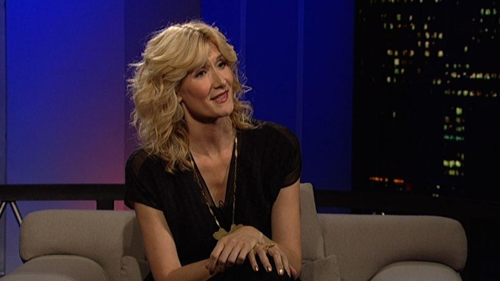 Actress Laura Dern image