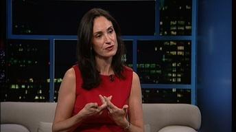 Latin America expert Shannon O'Neil