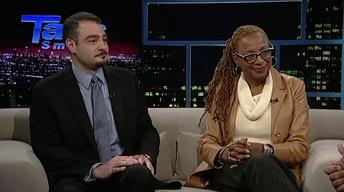 Law professors Kimberlé Williams Crenshaw & Justin Levitt