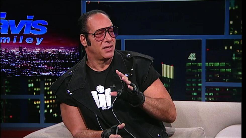 Comedian-actor Andrew Dice Clay image