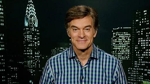 Heart surgeon & TV show host Dr. Mehmet Oz Video Thumbnail