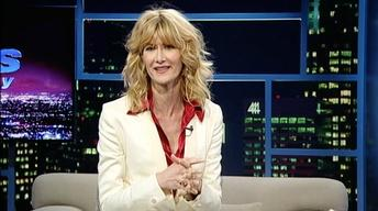 Emmy-nominated actress Laura Dern image