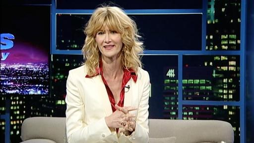 Emmy-nominated actress Laura Dern Video Thumbnail