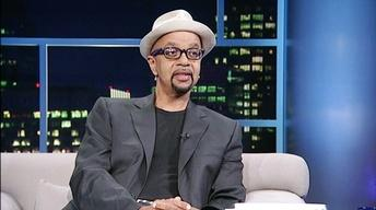 Writer-musician James McBride
