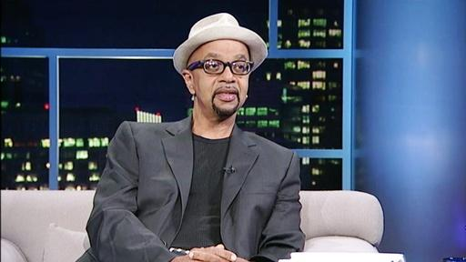 Writer-musician James McBride Video Thumbnail