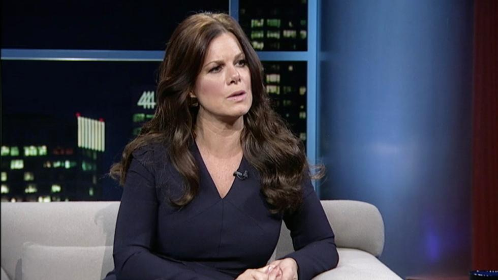 Actress Marcia Gay Harden image