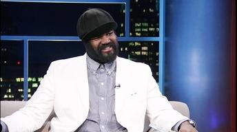 Jazz vocalist Gregory Porter