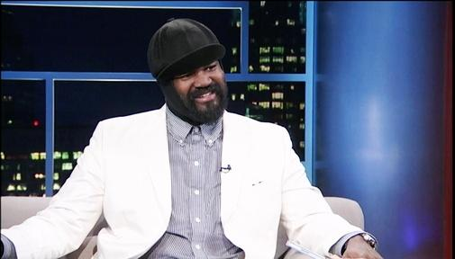Jazz vocalist Gregory Porter Video Thumbnail
