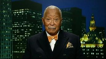 Former NYC mayor David Dinkins