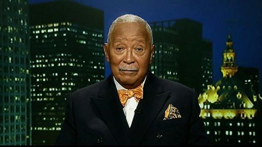 Former NYC mayor David Dinkins Video Thumbnail