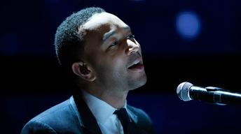 "John Legend Performs ""True Colors"""