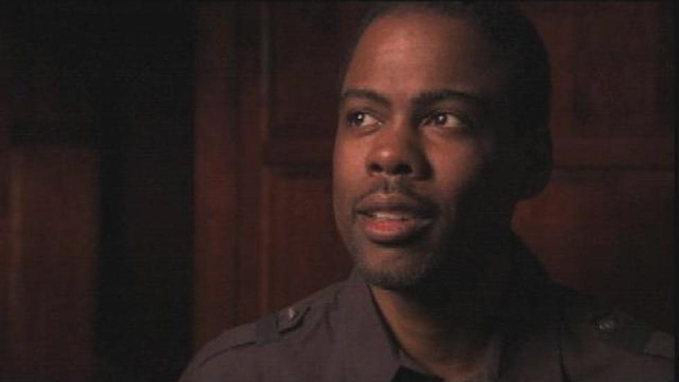 No One Walks Off the Island: Chris Rock image