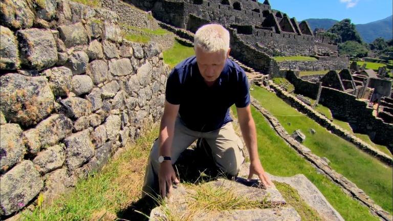Machu Picchu | Building the Terraces