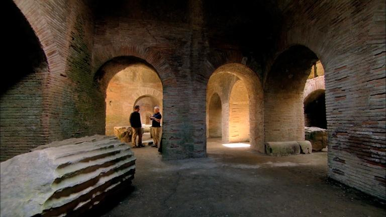 Colosseum | Unlocking the Mysteries of the Hypogeum
