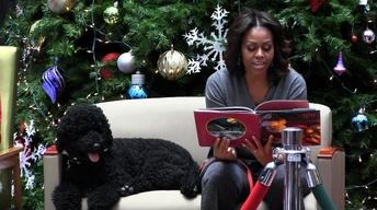Michelle Obama Visits National Children's Hospital