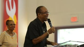 Rev. Wiley Extended Sermon - LGBT Welcoming Movement