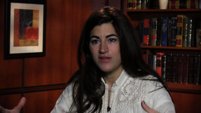 Oscar Nominee Jehane Noujaim