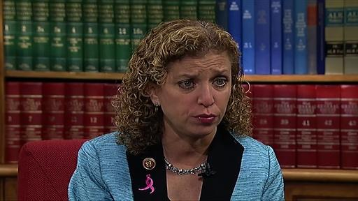 TTC Extra: Rep. Debbie Wasserman Schultz