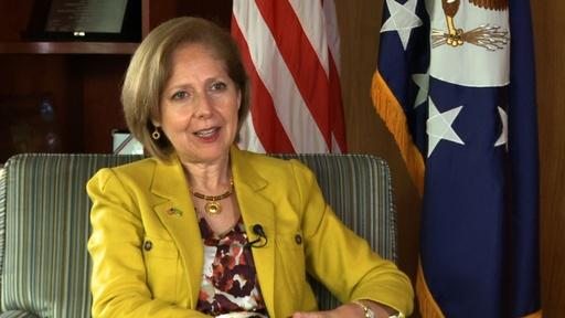 US Ambassador to Brazil Liliana Ayalde on the challenges and rewards of her diplomatic position.
