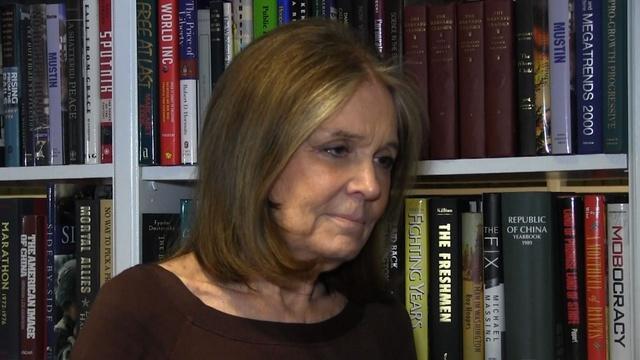 TTC Extra: Gloria Steinem Discusses Young Feminists