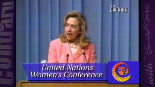 Beijing Plus 20: Coverage of Original UN Conference on Women