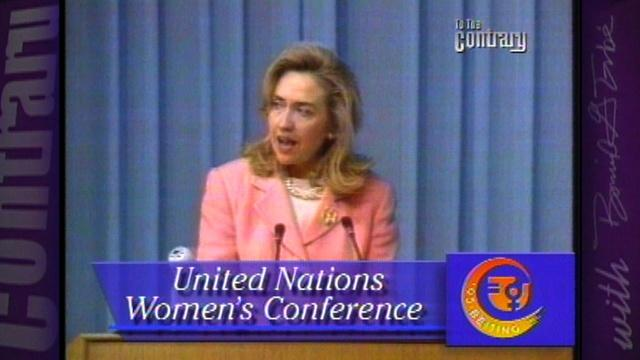 Beijing+20: Coverage of Original UN Conference on Women