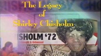 Black History Month Special: Shirley Chisholm
