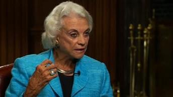 Women's History Month -  Justice Sandra Day O'Connor