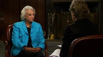 Sandra Day O'Connor Interview with Cokie Roberts