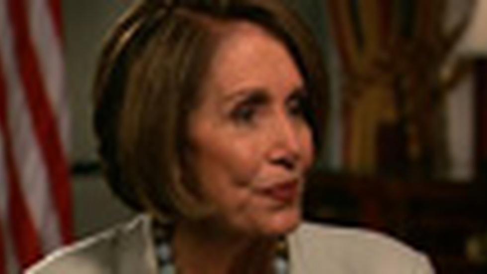 Speaker Pelosi, July 23, 2010 image