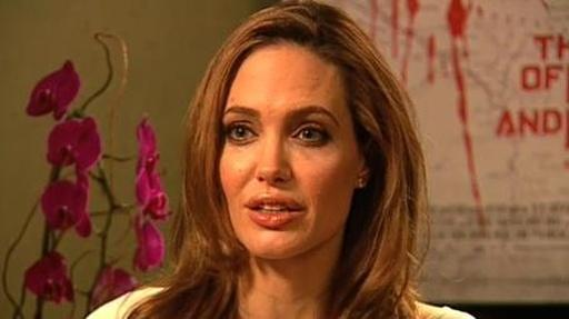 Angelina Jolie on To The Contrary