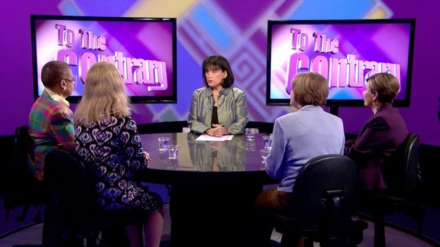 Equality Study; Planned Parenthood; Anne-Marie Slaughter