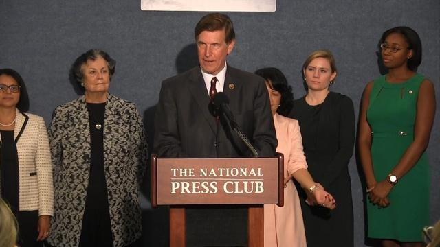 Rep. Don Beyer (D-VA) Announces Men For Women Caucus
