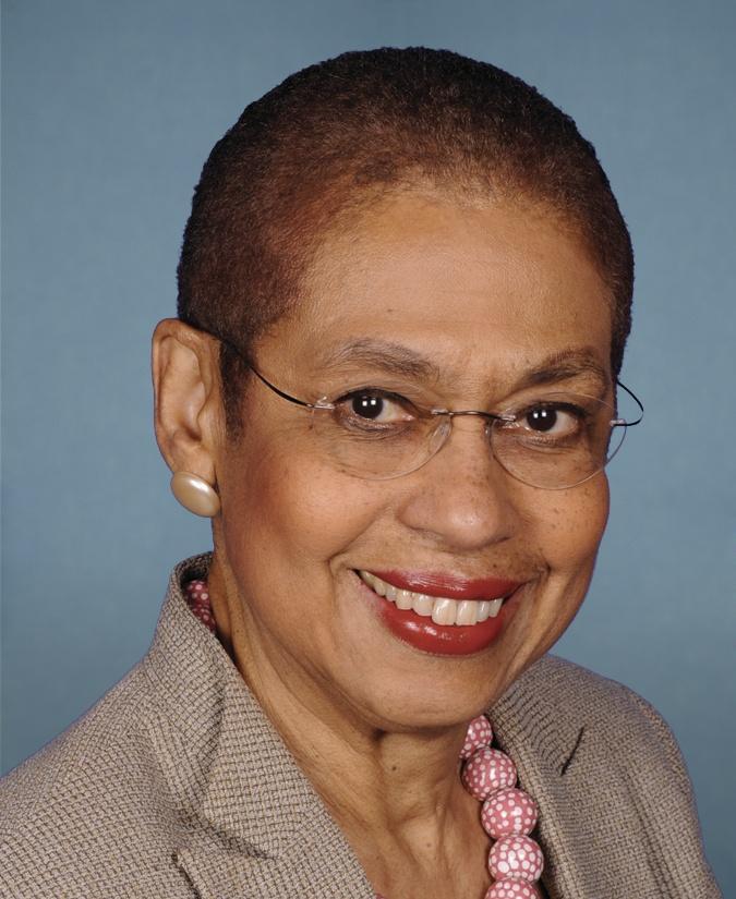 Women's History Month Profile: Del. Eleanor Holmes Norton