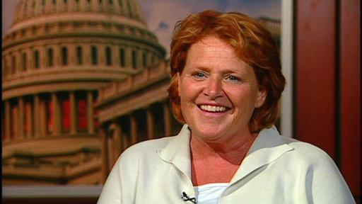 Heidi Heitkamp Full Interview